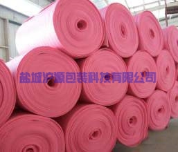 无锡珍珠棉卷材粉色